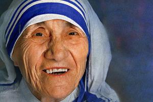 Mother Teresa Anyway